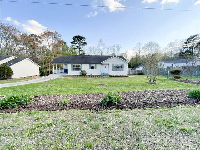2149 14th Ave Place SW, Hickory, NC 28602 (MLS #3724963) :: RE/MAX Journey