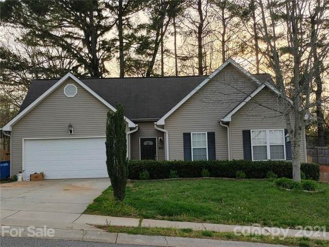 955 Ashland Avenue, Statesville, NC 28677 (#3724980) :: LKN Elite Realty Group | eXp Realty