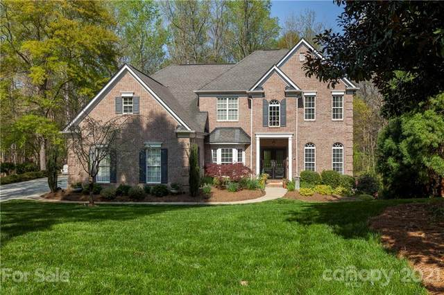 12664 Overlook Mountain Drive, Charlotte, NC 28216 (#3725018) :: The Ordan Reider Group at Allen Tate