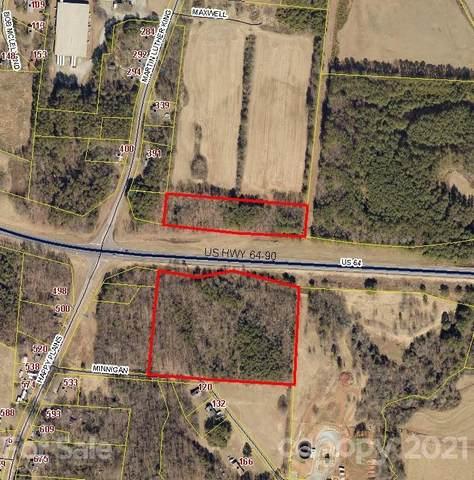 TBD Minnigan Lane, Taylorsville, NC 28681 (#3725063) :: LePage Johnson Realty Group, LLC