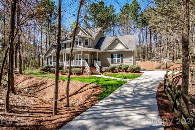 169 Farm Estates Drive, Rockwell, NC 28138 (#3725079) :: Homes Charlotte