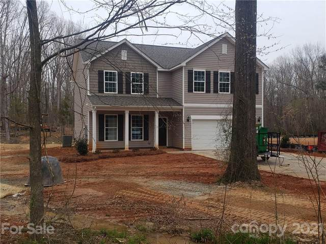 5205 E Lawyers Road, Wingate, NC 28174 (#3725094) :: The Mitchell Team