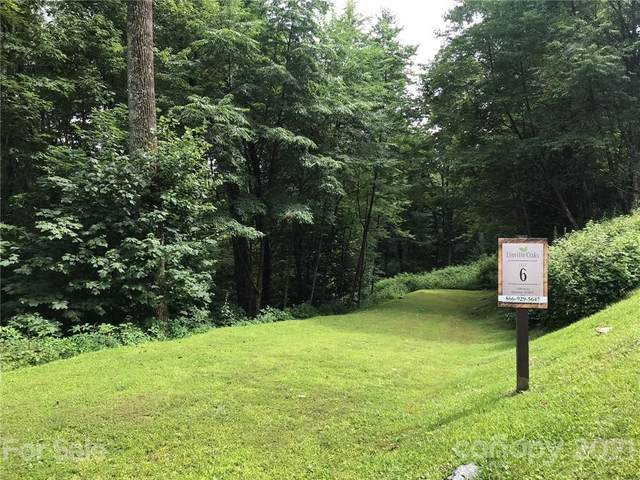 131 Linville Oaks Drive #6, Linville, NC 28646 (#3725120) :: Homes with Keeley | RE/MAX Executive
