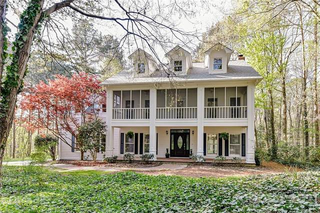 300 Riverton Road, Matthews, NC 28104 (#3725125) :: Stephen Cooley Real Estate Group