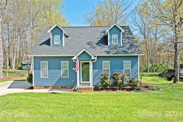 311 Woodhaven Drive, China Grove, NC 28023 (MLS #3725127) :: RE/MAX Journey