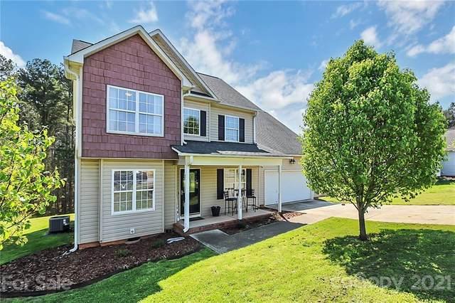 5012 Sam Rhyne Court, Dallas, NC 28034 (#3725200) :: Johnson Property Group - Keller Williams