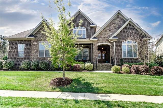 668 Zinnia Way, Tega Cay, SC 29708 (#3725203) :: The Ordan Reider Group at Allen Tate