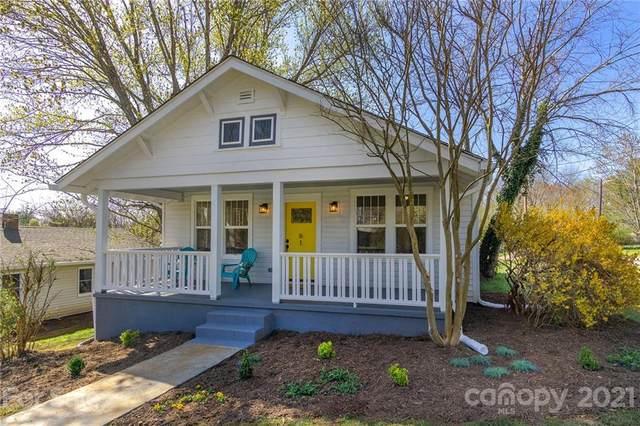61 Oak Hill Drive, Asheville, NC 28806 (#3725324) :: Keller Williams Professionals