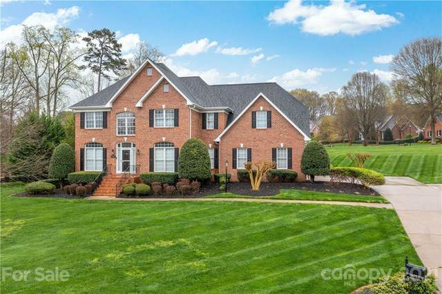 2872 Scarborough Court, Gastonia, NC 28054 (#3725337) :: Ann Rudd Group