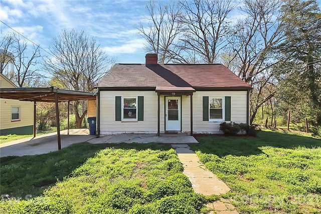 420 27th Street SW, Hickory, NC 28602 (#3725339) :: Homes Charlotte