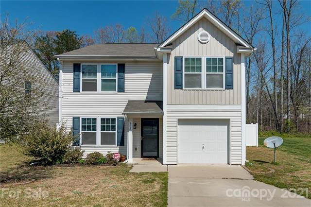 835 Sherman Street, Gastonia, NC 28052 (#3725415) :: The Ordan Reider Group at Allen Tate
