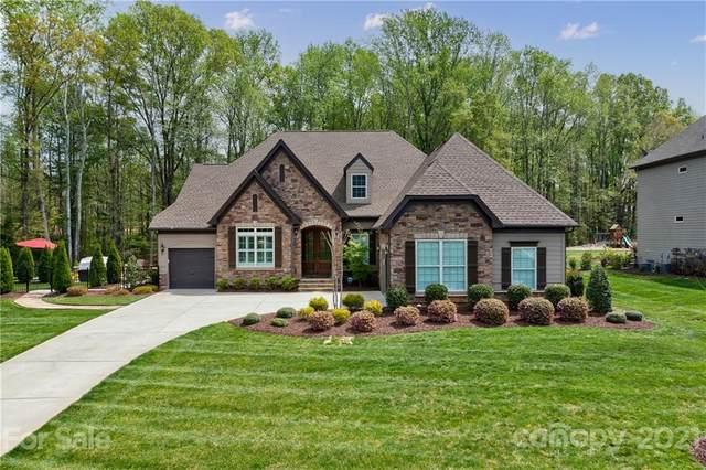 1215 Delaney Drive, Weddington, NC 28104 (#3725421) :: High Performance Real Estate Advisors