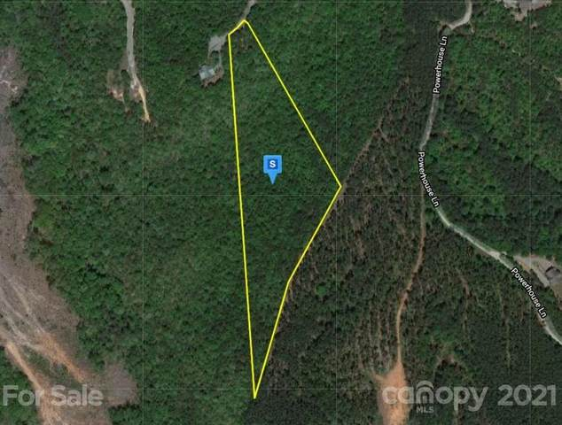 0 Silent Forest Way #45, Lake Lure, NC 28746 (#3725427) :: Cloninger Properties