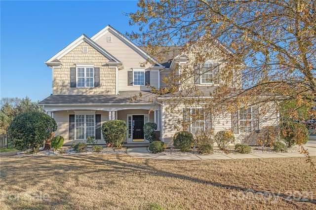 4769 The Arbors Drive, Harrisburg, NC 28075 (#3725446) :: High Performance Real Estate Advisors