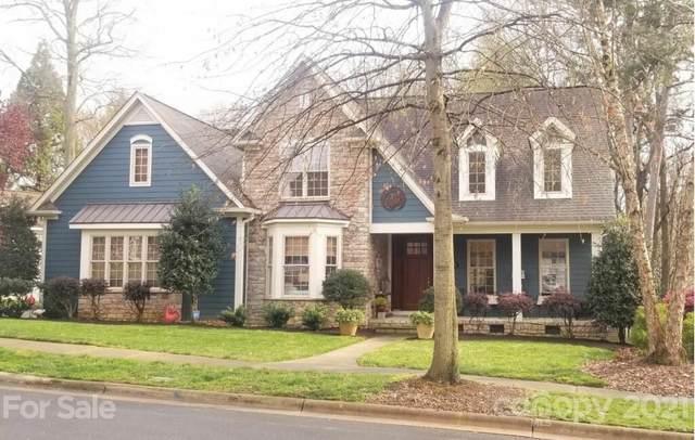 321 Magnolia Street, Davidson, NC 28036 (#3725465) :: Besecker Homes Team