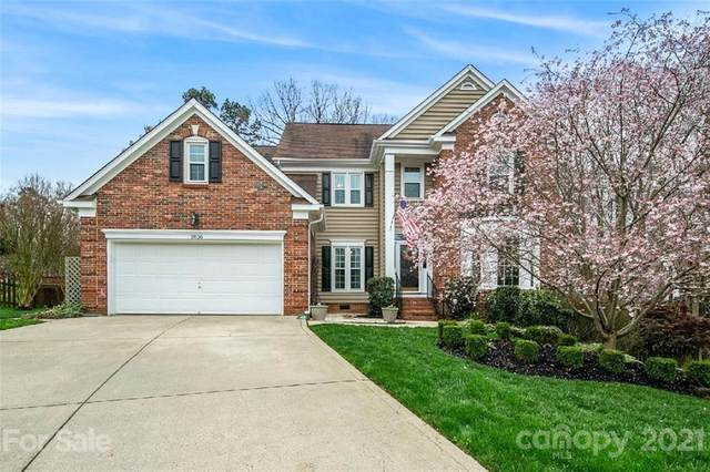 5836 Kinglet Lane, Charlotte, NC 28269 (#3725472) :: Lake Wylie Realty
