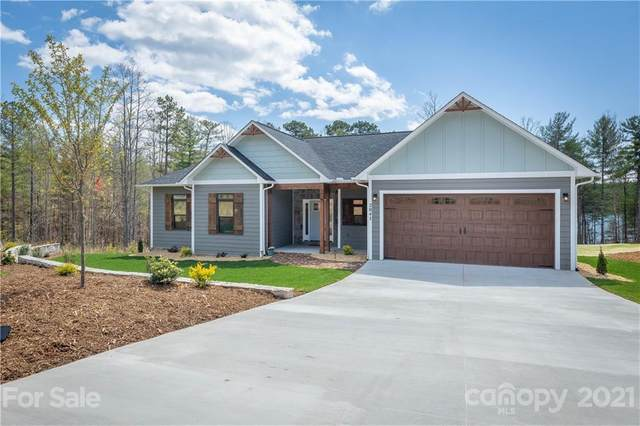2041 W Bluewater Drive, Morganton, NC 28655 (#3725483) :: High Performance Real Estate Advisors