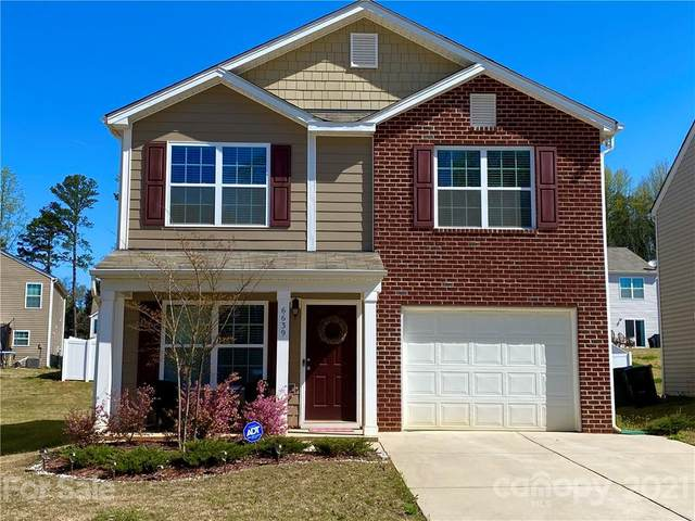 6639 Broad Valley Court #67, Charlotte, NC 28216 (#3725484) :: The Premier Team at RE/MAX Executive Realty