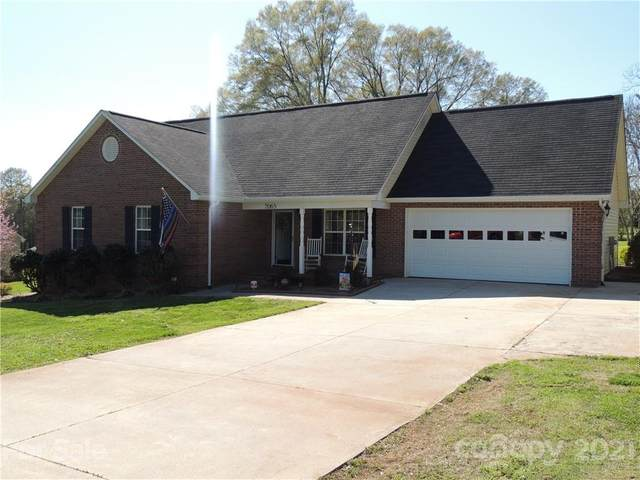 2065 Picnic Drive #6, Newton, NC 28658 (#3725498) :: Odell Realty