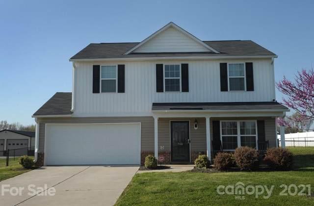 760 Tyro Road, Lexington, NC 27295 (#3725504) :: Rhonda Wood Realty Group