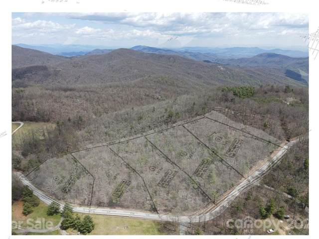 746 Shumont Road Lot 7, Black Mountain, NC 28711 (#3725524) :: MOVE Asheville Realty