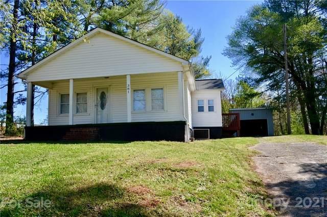 381 East High Road, Bostic, NC 28018 (#3725531) :: Robert Greene Real Estate, Inc.