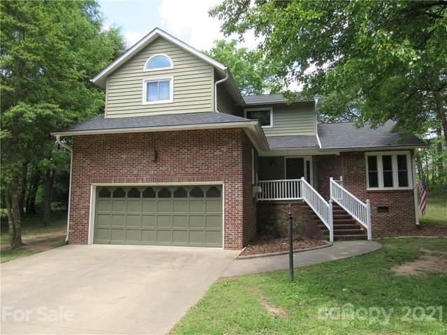 612 Breckenridge Road #16, Kannapolis, NC 28083 (#3725540) :: LePage Johnson Realty Group, LLC