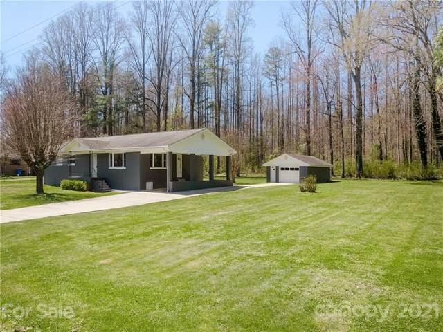 48 Pisgah Drive, Brevard, NC 28712 (#3725541) :: Carolina Real Estate Experts