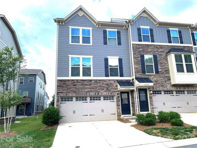 1723 Town Oak Lane #92, Charlotte, NC 28205 (#3725542) :: Austin Barnett Realty, LLC
