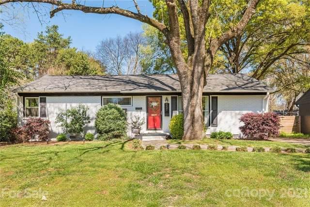 4432 University Drive, Charlotte, NC 28209 (#3725574) :: Rhonda Wood Realty Group