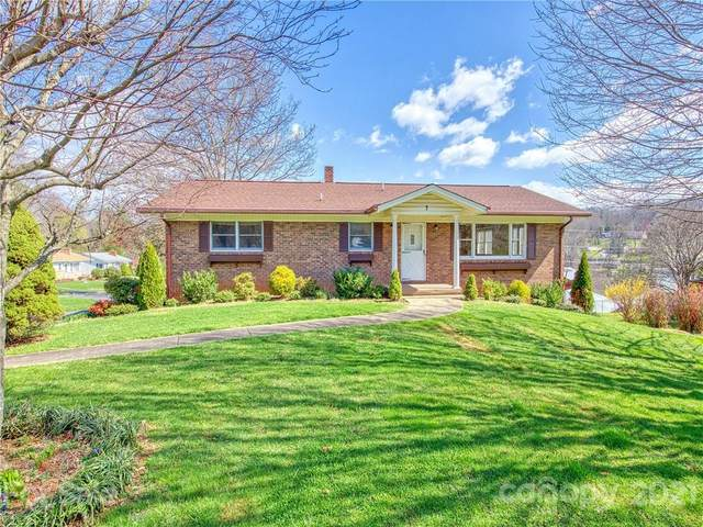 7 Conley Street, Waynesville, NC 28786 (#3725583) :: Odell Realty