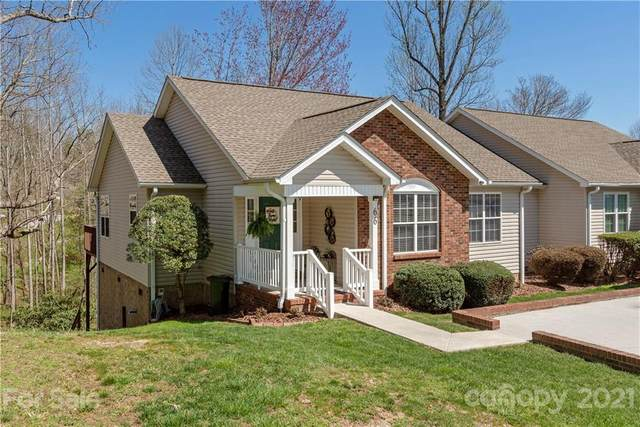 66 N Woodridge View Court, Hendersonville, NC 28791 (#3725592) :: Keller Williams Professionals