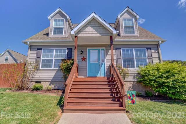 25 Newberry Drive, Fletcher, NC 28732 (#3725598) :: NC Mountain Brokers, LLC