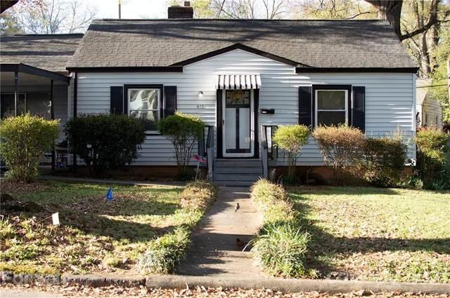 812 Leigh Avenue, Charlotte, NC 28205 (#3725610) :: Willow Oak, REALTORS®