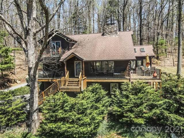1382 Pinnacle Mountain Road, Zirconia, NC 28790 (#3725614) :: Keller Williams Professionals