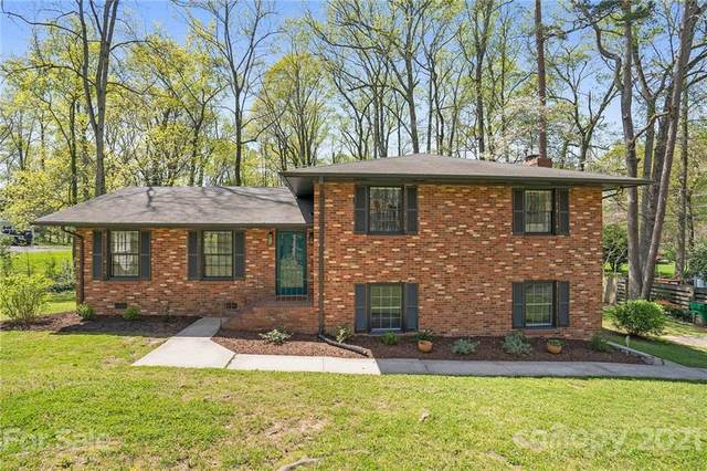 5801 Doncaster Drive, Charlotte, NC 28211 (#3725620) :: The Mitchell Team