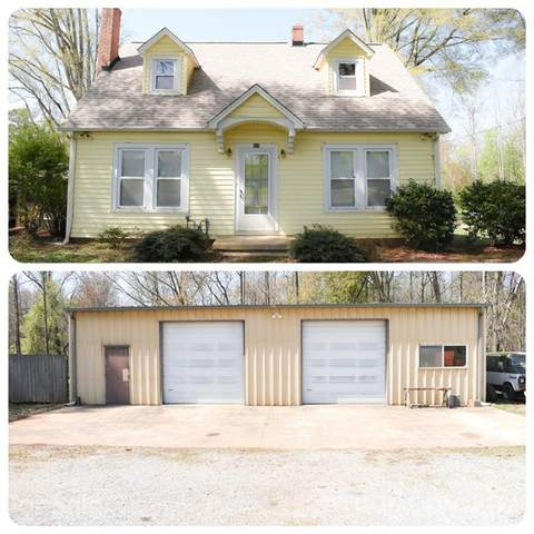 233 Cape Hickory Road, Hickory, NC 28601 (MLS #3725625) :: RE/MAX Journey