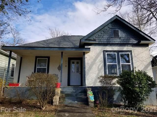 114 & 114.5 Clingman Avenue, Asheville, NC 28801 (#3725634) :: Keller Williams Professionals