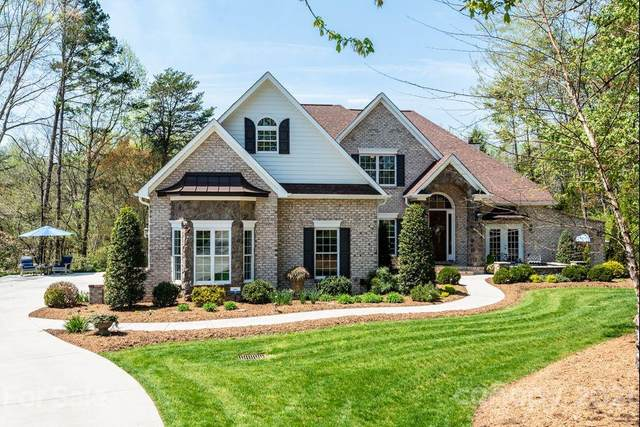2115 Milton Street, Newton, NC 28658 (#3725640) :: High Performance Real Estate Advisors
