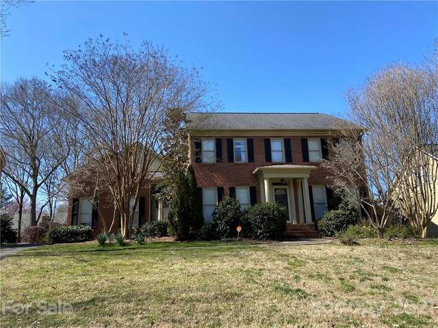 10136 Hanover Glen Road, Charlotte, NC 28210 (#3725671) :: Bigach2Follow with Keller Williams Realty