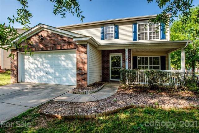3527 Larkhaven Village Drive, Charlotte, NC 28215 (#3725683) :: The Ordan Reider Group at Allen Tate