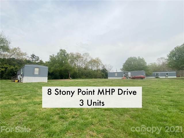 8 Stony Point Mhp Drive, Stony Point, NC 28678 (#3725696) :: Stephen Cooley Real Estate Group
