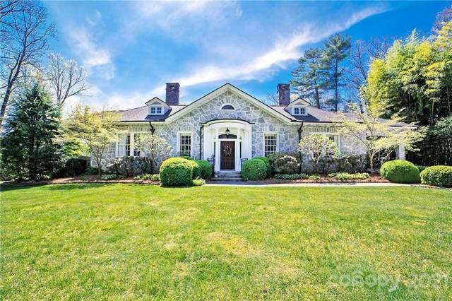 60 Woodside Drive, Brevard, NC 28712 (#3725839) :: BluAxis Realty