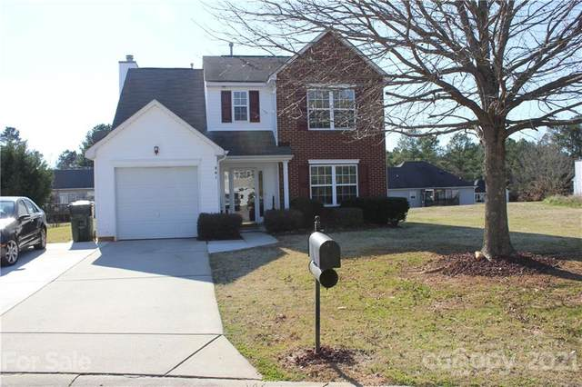 841 Eagle Bluff Court, Rock Hill, SC 29730 (#3725861) :: Caulder Realty and Land Co.