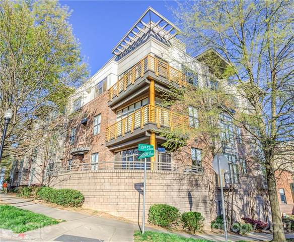 742 N Davidson Street, Charlotte, NC 28202 (#3725915) :: LePage Johnson Realty Group, LLC