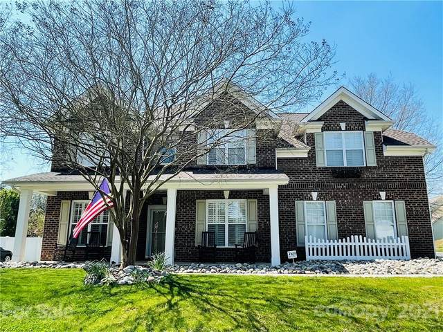 1017 Apogee Drive, Indian Trail, NC 28079 (#3725918) :: Stephen Cooley Real Estate Group