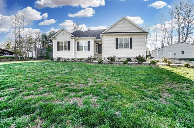 4001 Rhynland Drive, Sherrills Ford, NC 28673 (#3726003) :: LePage Johnson Realty Group, LLC