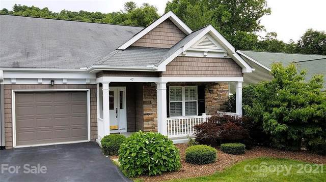 47 Coldwater Lane 17B, Hendersonville, NC 28739 (#3726025) :: Stephen Cooley Real Estate Group