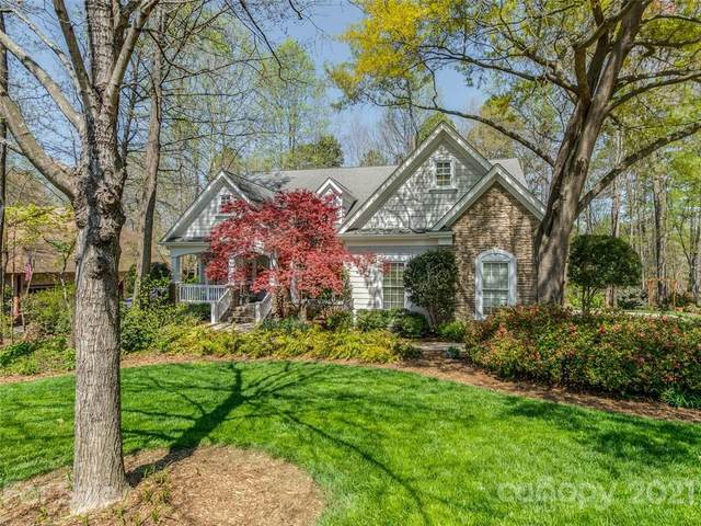 3512 Mountain Cove Drive, Charlotte, NC 28216 (#3726035) :: The Ordan Reider Group at Allen Tate