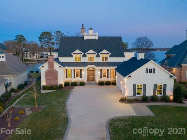 18300 Mainsail Pointe Drive, Cornelius, NC 28031 (#3726045) :: Lake Norman Property Advisors